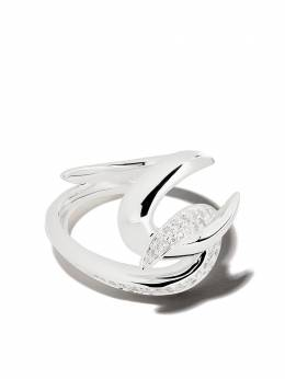 Shaun Leane кольцо Hook с бриллиантами HT0199SSWHRZ