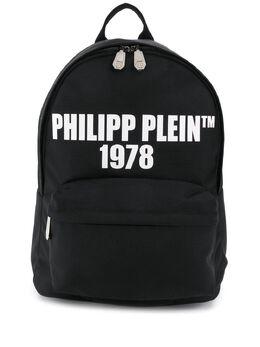 Philipp Plein рюкзак с логотипом P20AMBA0938PTE003N