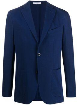 Boglioli однобортный пиджак N1302EBRC060