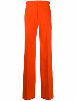 The Attico широкие брюки с завышенной талией 201WCP07W002