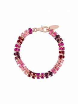 Vivienne Westwood колье с кристаллами 63030015G172IM