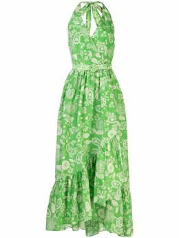 Nicholas платье миди с принтом пейсли S20D190403