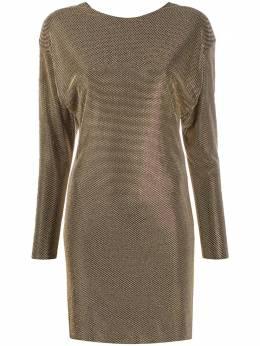 Versace платье с кристаллами A85799A227759