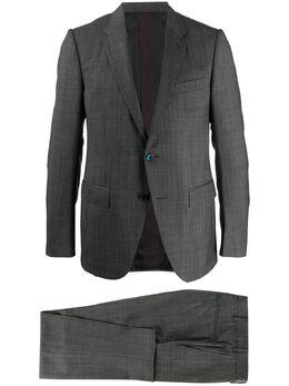 Ermenegildo Zegna костюм-двойка с однобортным пиджаком 72204021CXA7