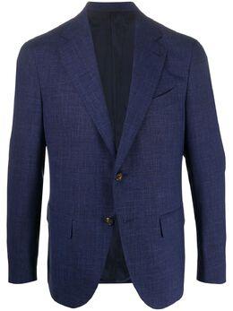 Caruso однобортный пиджак ASM2JM202F501188