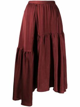 Rochas ярусная юбка асимметричного кроя ROWQ356526RQ360100