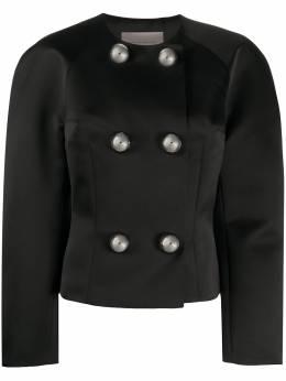 Christopher Kane двубортный пиджак Dome SS20JK778