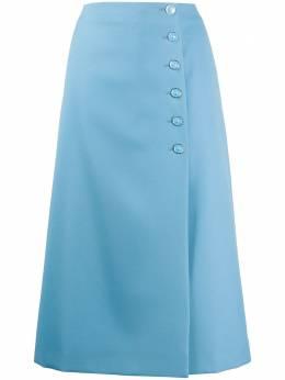 Marc Jacobs юбка миди с завышенной талией W1000011450