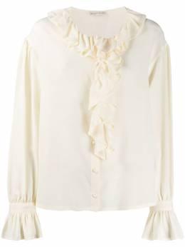 Etro блузка с оборками 135788510