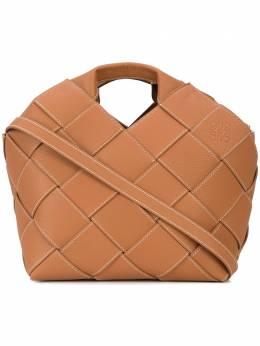 Loewe woven basket bag 32112L62