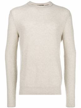 Loro Piana textured knit sweater FAI1763