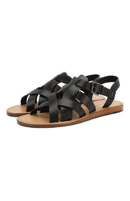 Кожаные сандалии Pantheon Dolce&Gabbana A80162/AJ634