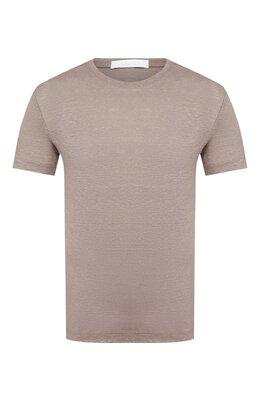 Льняная футболка Cruciani CUJLIB.G30