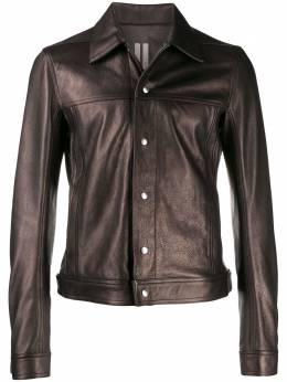 Rick Owens press stud shirt jacket RU20S7770LCWM