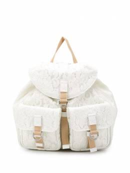 Mr & Mrs Italy фактурный рюкзак XBG0112