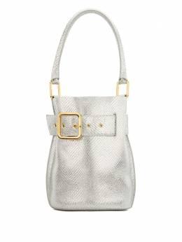 Giuseppe Zanotti Design сумка-ведро Wanda с пряжкой EB00018007