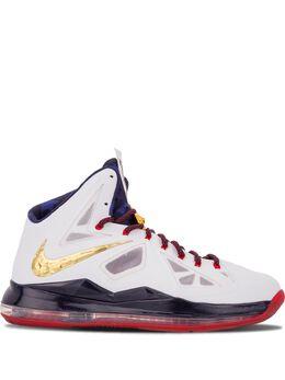 Nike кроссовки LeBron 10+ Sport Pack 'Gold Medal' 542244100