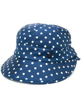 Maison Michel шляпа с широкими полями 2379001001