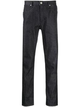 Jil Sander прямые джинсы JPUQ663101MQ246700