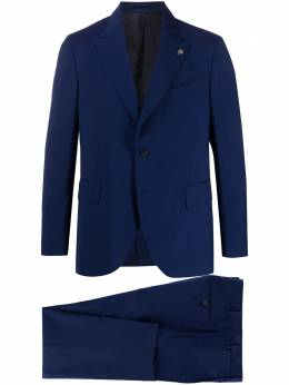Gabriele Pasini костюм узкого кроя с однобортным пиджаком G15542GP15407