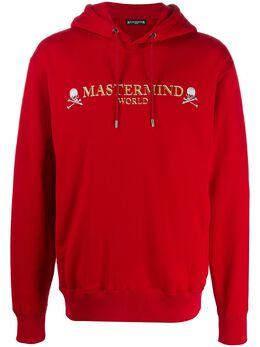 Mastermind World худи с принтом MW20S04SW001