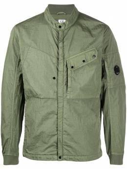 C.P. Company куртка M.T.t.N с декором Lens OW265A005709G