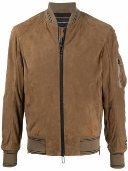 Emporio Armani короткая куртка-бомбер 3H1BM51LBBZ