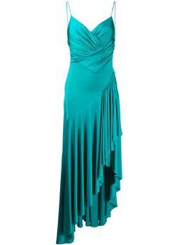 Alexandre Vauthier платье асимметричного кроя с открытой спиной 202DR12961258202