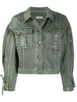 Ulla Johnson джинсовая куртка Atticus SP200506