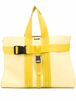 Sunnei сумка-тоут с пряжками PB02