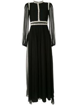 Macgraw длинное платье Raven AV40