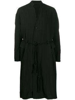 Julius пальто с кулиской 697JAM1