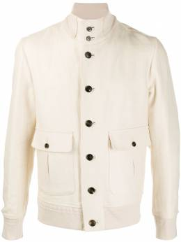 Lardini куртка с воротником-воронкой EI5265EICS54602