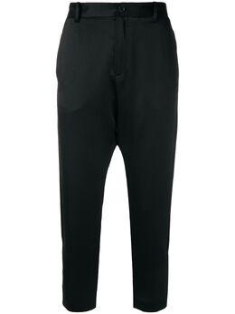 Nili Lotan брюки с заниженным шаговым швом 'Paris' 507W349