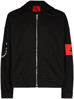 424 куртка с капюшоном 424MSS20018