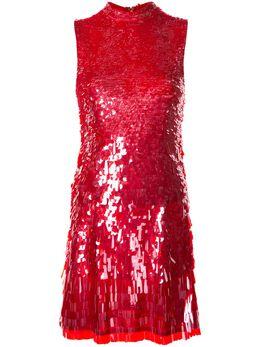 Rachel Gilbert декорированное платье мини Max 20FRG60732SCA