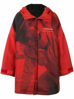 Undercover куртка с принтом A Clockwork Orange UCX42061