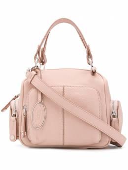 Tod's маленькая сумка-тоут Martelleta XBWTBAH0100UCAM030