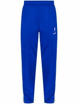 Neil Barrett спортивные брюки с лампасами BJP201AHN536P