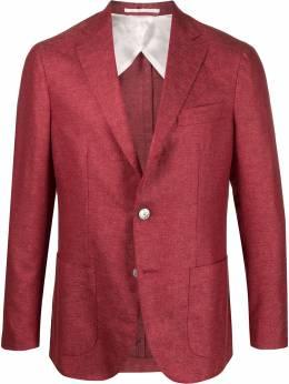 Barba однобортный пиджак GLELLOP306