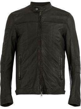 Drome куртка с потертостями DPU728D14