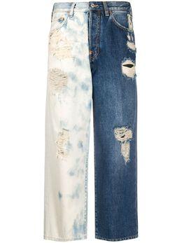 Givenchy укороченные джинсы BW50L050F3