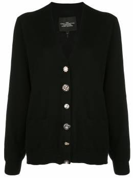 Marc Jacobs кардиган с декорированными пуговицами N6000031001