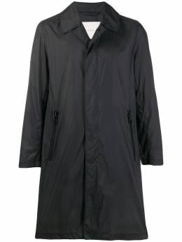 Mackintosh пальто Dunkled из рипстопа MO4473
