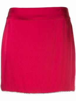 Michelle Mason юбка мини с декором M7308
