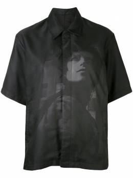 Undercover футболка с короткими рукавами и принтом UCY84912