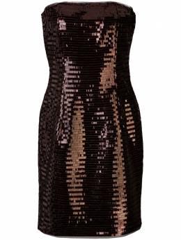 Haney приталенное платье Naomi с пайетками NAOMI