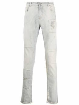Faith Connexion джинсы кроя слим с эффектом потертости M5514D00W44