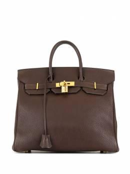 Hermes сумка Birkin 35 1995-го года pre-owned ENHE0002