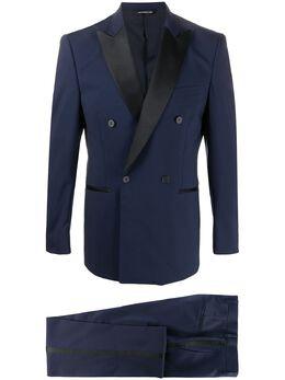 Tonello вечерний костюм с двубортным пиджаком 04AXW04K1063U